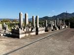 かつらぎ町のお墓.jpg