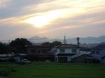 二上山の朝日.JPG